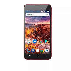Smartphone Multilaser MS50L 3G QuadCore 1GB RAM Tela 5 Pol D