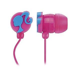 Multilaser Fone de Ouvido Barbie PH109