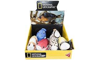 Pelúcia Fish - National Geographic - SORTIMENTO (1pç) - 77
