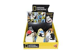 Pelúcia Birds - National Geographic - Sortimento (1pç) - 7
