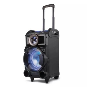 Caixa de Som Torre Single 8 Bt/Fm/Usb/Sd/Aux Microfone 150w