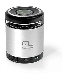 Mini Caixa de Som Portátil c/ Bluetooth Sound Box USB 10W R