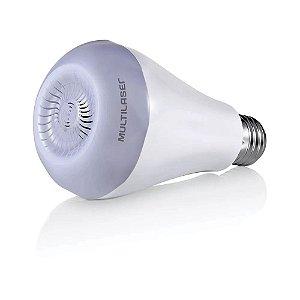 Lampada Led com Caixa de Som Multilaser - SP232