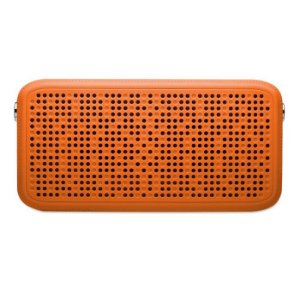 Caixa de Som Bluetooth Laranja Pulse - SP249