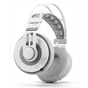 Headphone Premium Bluetooth Large Branco