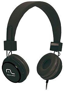 Fone De Ouvido Headphone Fun Preto - Ph115