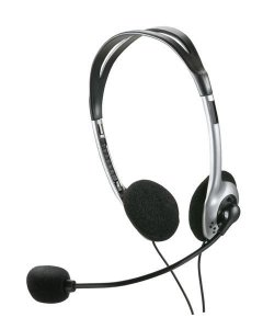 Headset Preto Multilaser - PH002