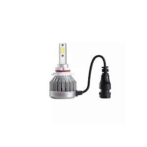 1 Par de lampada Super Led H3 30W 6200K Multilaser - AU833