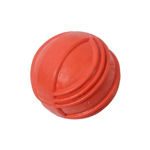 Dog Ball Friso Laranja 85MM Loopy