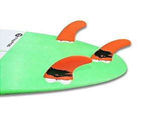 Quilhas Soul Fins Multipurpose SM2 Laranja Padrão FCS