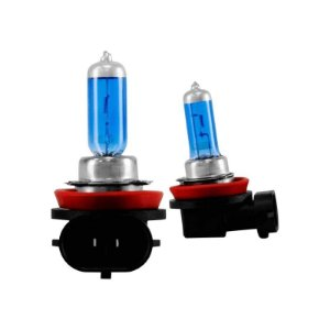 Lampada Automotiva H11 12V 55W Super Branca (PAR) Multilaser