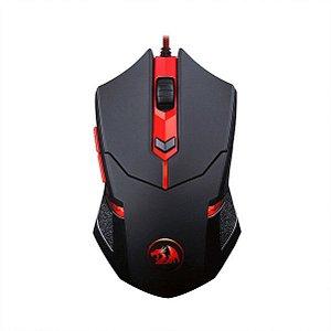 Mouse ReDragon Gamer Centrophorus 3200 DPI 5 Botões, M601