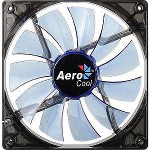 Cooler Fan 14cm BLUE LED EN51400 Azul AEROCOOL