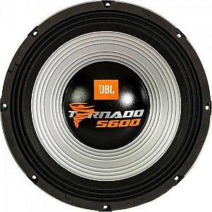 """Alto Falante Subwoofer 15"""" 2800W RMS 4 Ohms TORNADO 5600 15S"""