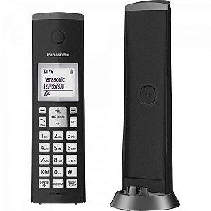 Telefone S/ Fio KXTGK210LBB Preto PANASONIC