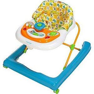 Andador para bebê Buggy Azul Voyage