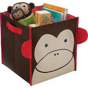 Organizador Quadrado Zoo Macaco Skip Hop