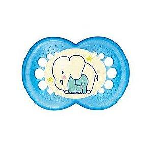 Chupeta Mam Night Elefante Abraço (6m+) Mam Baby