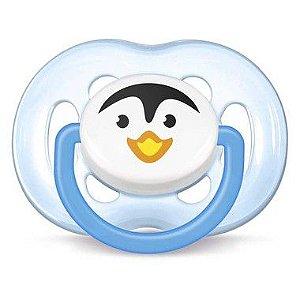 Chupeta Free Flow Pinguim (6-18m) Philips AVENT