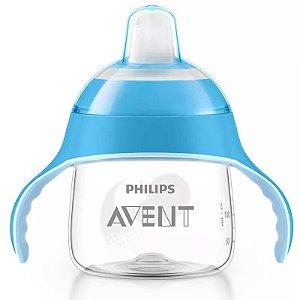 Copo Pinguim 200ml Azul Philips AVENT
