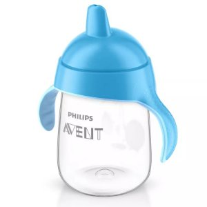 Copo Pinguim 340ml Azul Philips AVENT