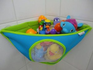 Organizador de Brinquedos de Banho Azul Munchkin