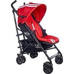 Carrinho de Bebê Mini Buggy Blazing Red EasyWalker