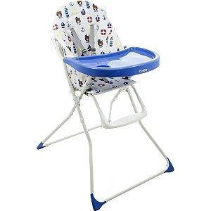 Cadeira para Refeição Banquet Azul Marinheiro Cosco