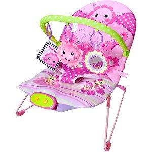 Cadeira de Descanso Musical Flores Girotondo Baby