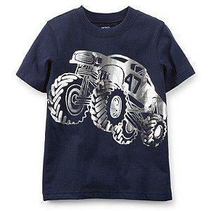 Camiseta Azul Carrão Carter's
