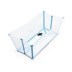 Banheira Dobrável Flexi Bath Transparente Stokke