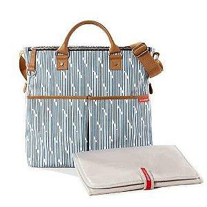 Bolsa Maternidade Duo Limited Edition Blue Print Skip Hop