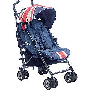 Carrinho de Bebê Mini Buggy Union Jack Vintage EasyWalker
