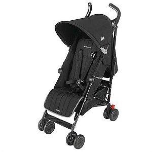 Carrinho de Bebê Quest Black Maclaren