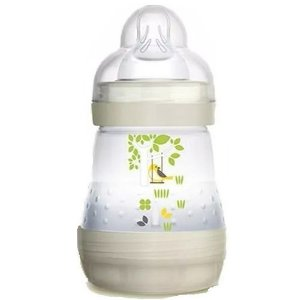 Mamadeira First Bottle Passarinhos 160ml Mam Baby