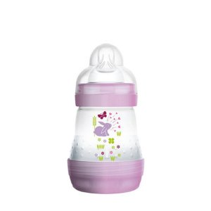 Mamadeira First Bottle Coelho 160ml Mam Baby