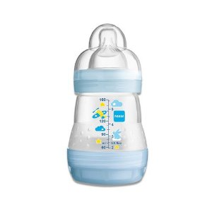 Mamadeira First Bottle Avião 160ml Mam Baby