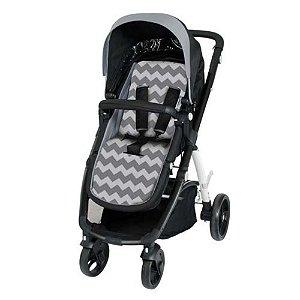 Almofada para Carrinho De Bebê Comfi Cush Zig Zag Clingo