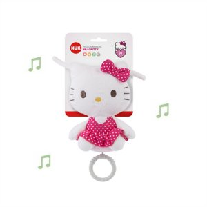 Móbile Pelúcia Musical Hello Kitty NUK