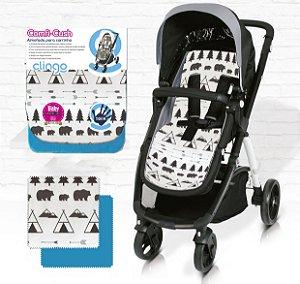 Almofada para Carrinho De Bebê Comfi Cush Adventure Clingo