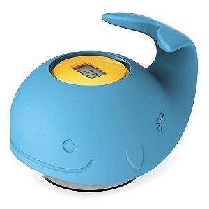 Termômetro Flutuante para Banho do Bebê Baleia Moby - Skip Hop