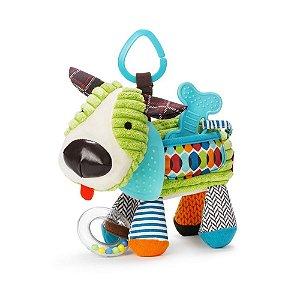 Móbile Pelúcia de Atividades para Bebê Cachorro Bandana Buddies - Skip Hop