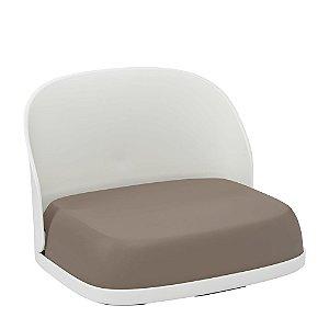 Assento com Encosto Infantil Cinza - Oxo Tot