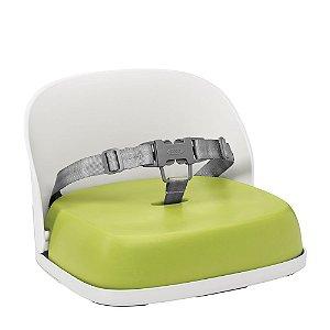 Assento com Encosto e Cinto Infantil Verde - Oxo Tot
