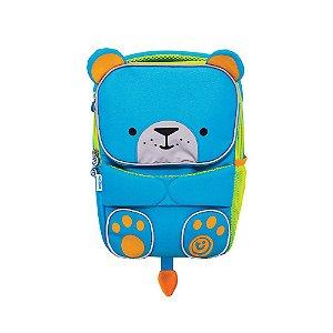 Mochila Infantil ToddlePak Urso Bert - Trunki