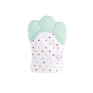 Luva Mordedor Infantil Verde - Girotondo Baby