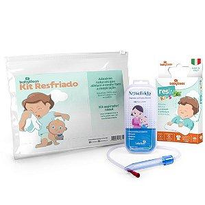 Kit Resfriado Nosefrida + Resliv Kids - Babydeas