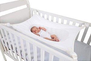 Cama Segura Para Bebê Recém-nascido Primeiro Sono Branco - Baby Pil