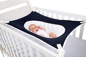 Cama Segura Para Bebê Recém-nascido Primeiro Sono Marinho - Baby Pil