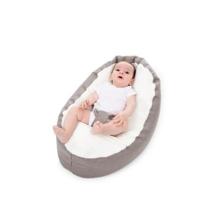 Almofada De Descanso Para Bebê Puff Ninho - Baby Pil